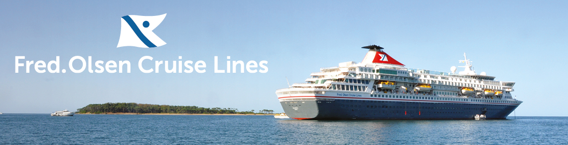 Fred. Olsen Cruise Lines also known as 'Fred. Olsen', 'Fred. Olsen ...